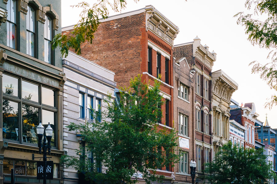 Header - Business Insurance Cincinnati Streets